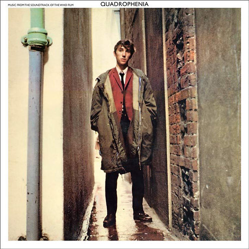 THE WHO 2xLP Quadrophenia (Music From The Soundtrack Of The Who Film)