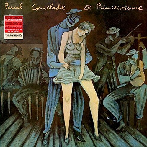 PASCAL COMELADE LP El Primitivisme (300 copias)