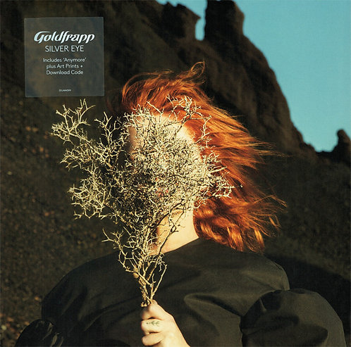 GOLDFRAPP LP Silver Eye