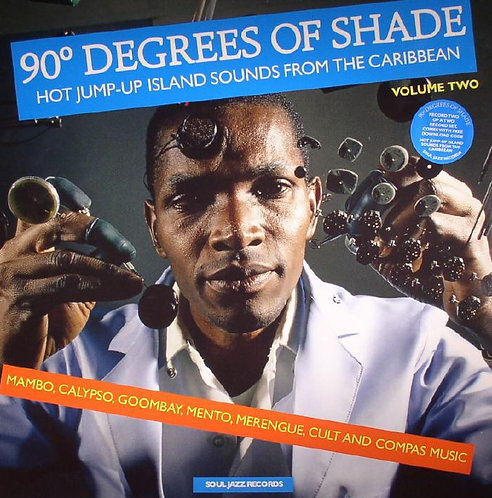 VARIOS 2xLP 90° Degrees Of Shade Volume Two
