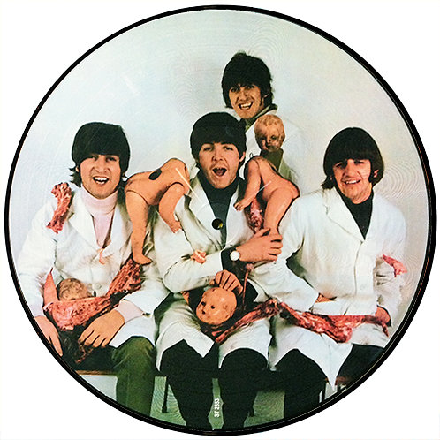 BEATLES LP Yesterday And Today (Picture Disc)