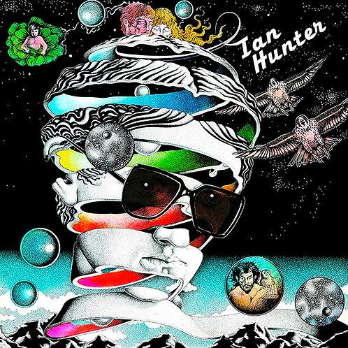 IAN HUNTER LP Ian Hunter (Mott The Hopple)