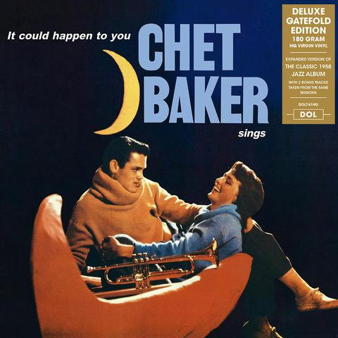 CHET BAKER LP It Could Happen To You (Deluxe Gatefold Edition)