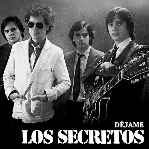 "LOS SECRETOS & ANNI B. SWEET 7"" Déjame (RSD 2020 Local)"