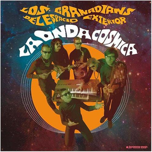 LOS GRANADIANS DEL ESPACIO EXTERIOR CD La Onda Cósmica