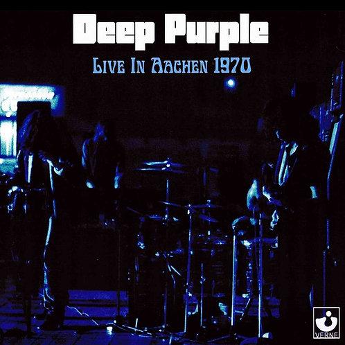 DEEP PURPLE LP Live In Aachen 1970
