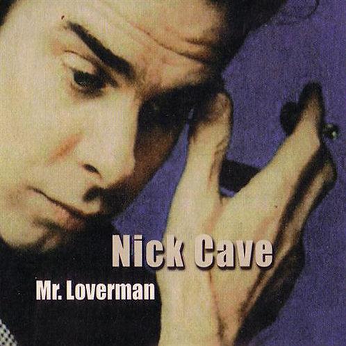 NICK CAVE 2xCD Mr. Loverman (Digipack) Rare Tracks