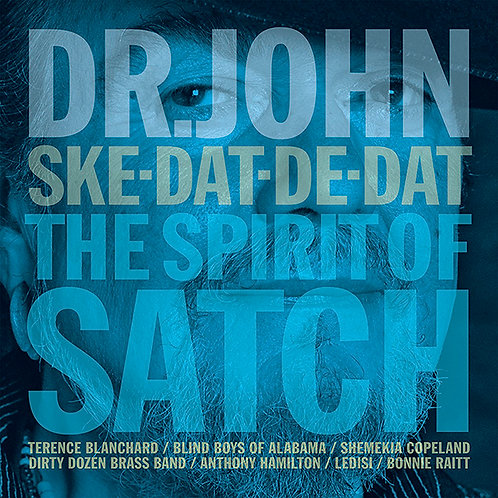 DR. JOHN LP Ske-Dat-De-Dat The Spirit Of Satch