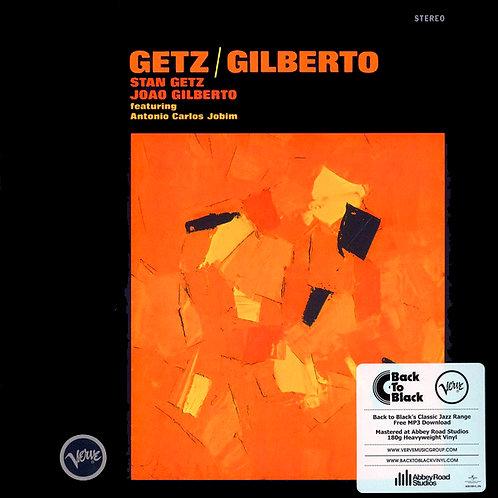 STAN GETZ & JOAO GILBERTO LP Getz Gilberto