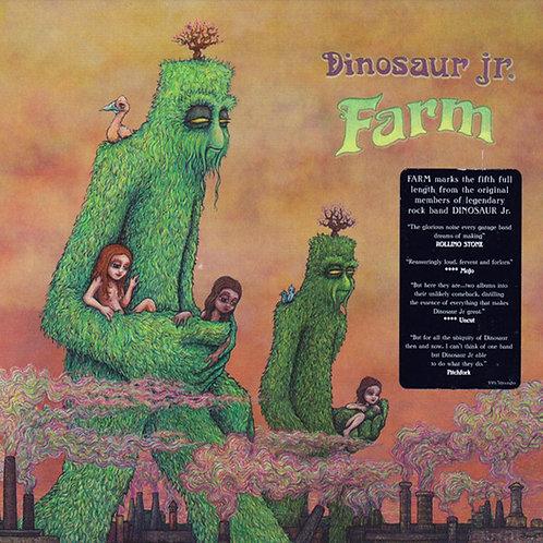 DINOSAUR JR. CD Farm