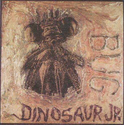 DINOSAUR JR. CD Bug