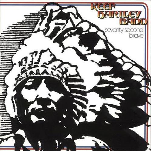 KEEF HARTLEY BAND LP Seventy Second Brave (Gatefold Cover)