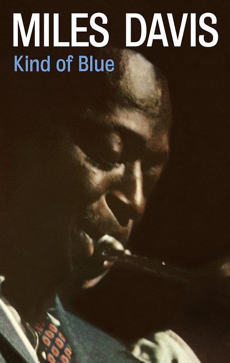 MILES DAVIS CASSETTE Kind Of Blue