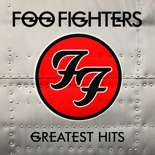 FOO FIGHTERS 2xLP Greatest Hits