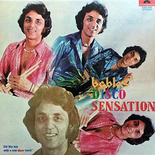 BABLA LP Babla's Disco Sensation (Bollywood Disco)
