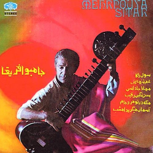 ABBAS MEHRPOUYA CD Mehrpouya Sitar