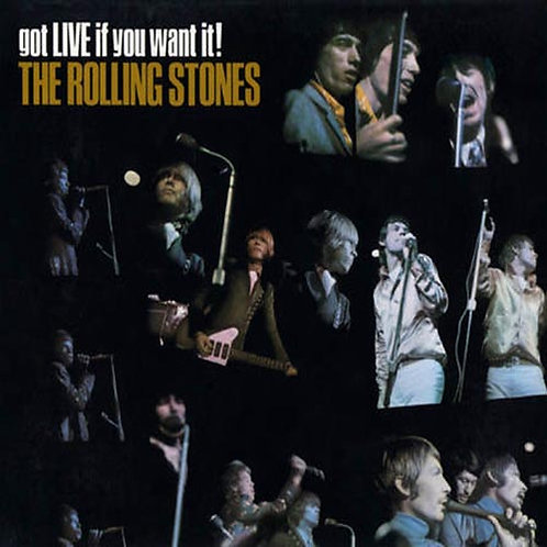 ROLLING STONES CD Got Live If You Want It (DSD Remastered)