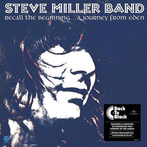 STEVE MILLER BAND LP Recall The Beginning... A Journey From Eden