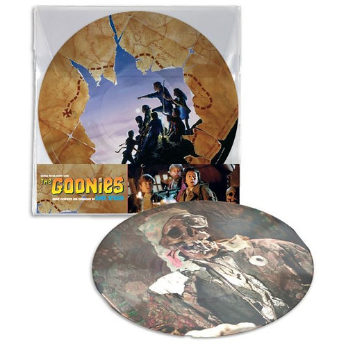 OST LP Goonies Original Motion Picture Score Picture Disc Record Store Day 2021