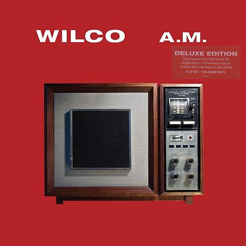 WILCO 2xLP A.M. (Deluxe Edition)