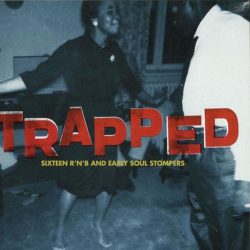 VARIOS LP Tramped (Sixteen R'N'B Soul Stompers)