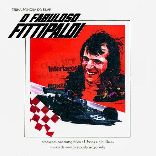 MARCOS VALLE, PAULO SERGIO VALLE & AZIMUTH LP O Fabuloso Fittipaldi (Soundtrack)