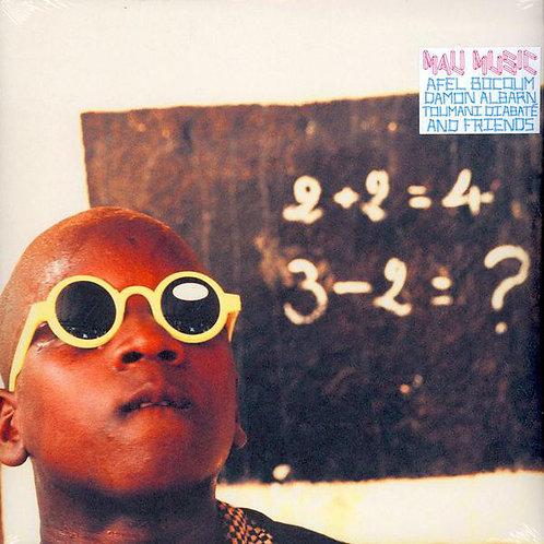 MALI MUSIC 2xLP Mali Music (Damon Albarn)