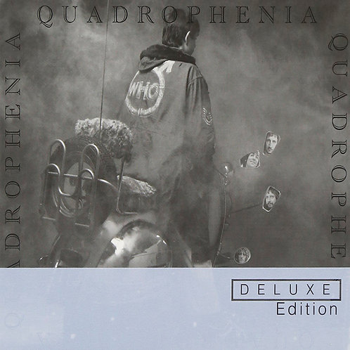 THE WHO 2xCD Quadrophenia (Deluxe Edition)