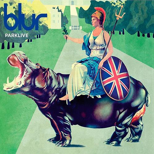 BLUR 2xCD Parklive Live In Hyde Park 2012
