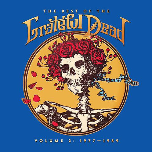 GRATEFUL DEAD 2xLP The Best Of The Grateful Dead Volume 2: 1977 - 1989