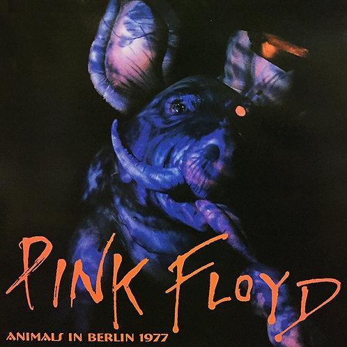 PINK FLOYD LP Animals In Berlin 1977 (Red Coloured Vinyl)