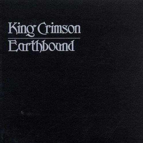 KING CRIMSON CD Earthbound