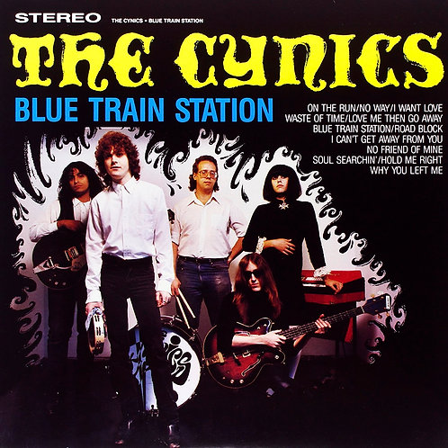THE CYNICS LP Blue Train Station (180 gram)