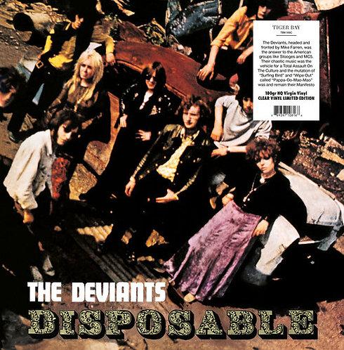 THE DEVIANTS LP Disposable