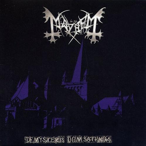 MAYHEM LP De Mysteriis Dom Sathanas