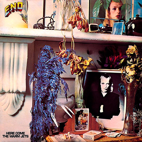 BRIAN ENO LP Here Come The Warm Jets