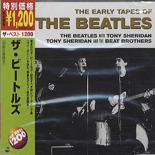 BEATLES CD Early Tapes Tony Sheridan (Japan)