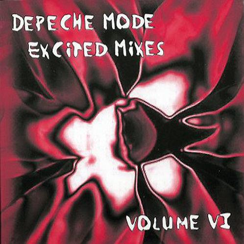 DEPECHE MODE CD Excited Mixes Volume VI
