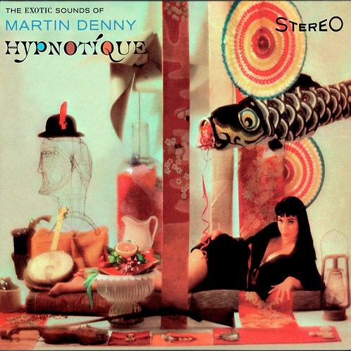 MARTIN DENNY CD Hypnotique / The Enchanted Sea