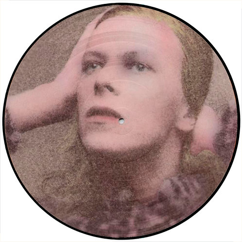 DAVID BOWIE LP Hunky Dory (Picture Disc)