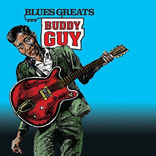 BUDDY GUY CD Blues Greats