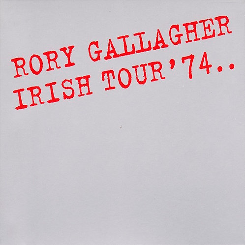 RORY GALLAGHER CD Irish Tour '74 (Digipack)