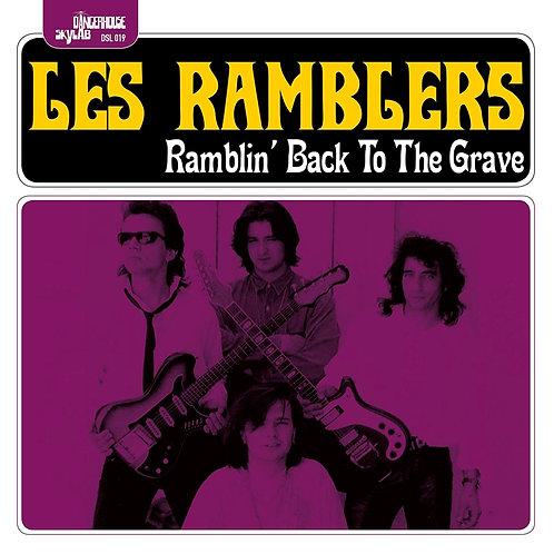 LES RAMBLERS LP Ramblin' Back To The Grave