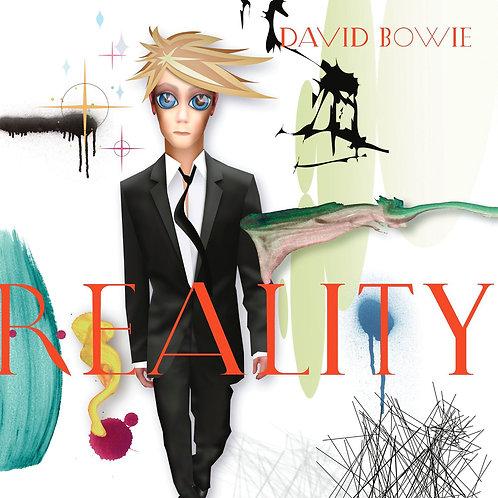 DAVID BOWIE LP Reality (180 Gram)