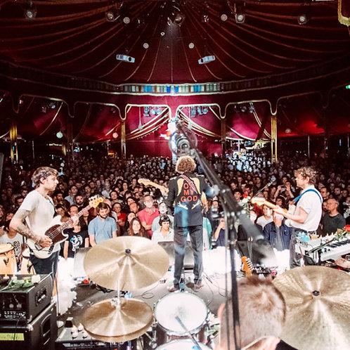 KEVIN MORBY 2xLP Oh Mon Dieu: Live In Paris Red Coloured Vinyls (RSD Drops 2020)