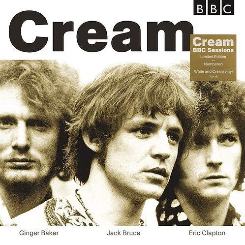 CREAM 2xLP BBC Sessions (White & Cream Coloured Vinyls)