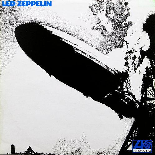 LED ZEPPELIN LP I (Rare Turquoise Lettering)