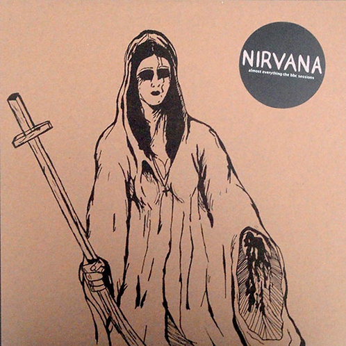 NIRVANA LP Almost Everything - The BBC Sessions