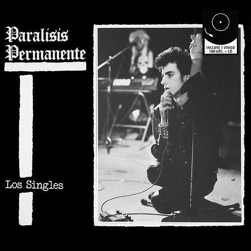 PARALISIS PERMANENTE LP+CD Los Singles