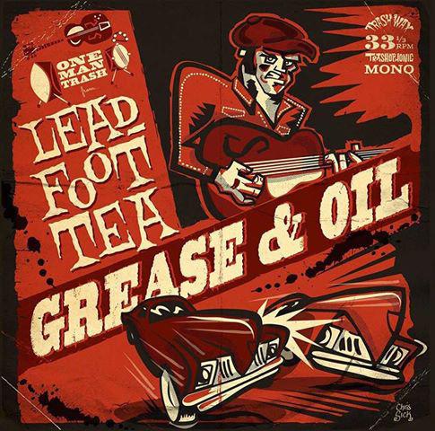 LEADFOOT TEA LP Grease & Oil